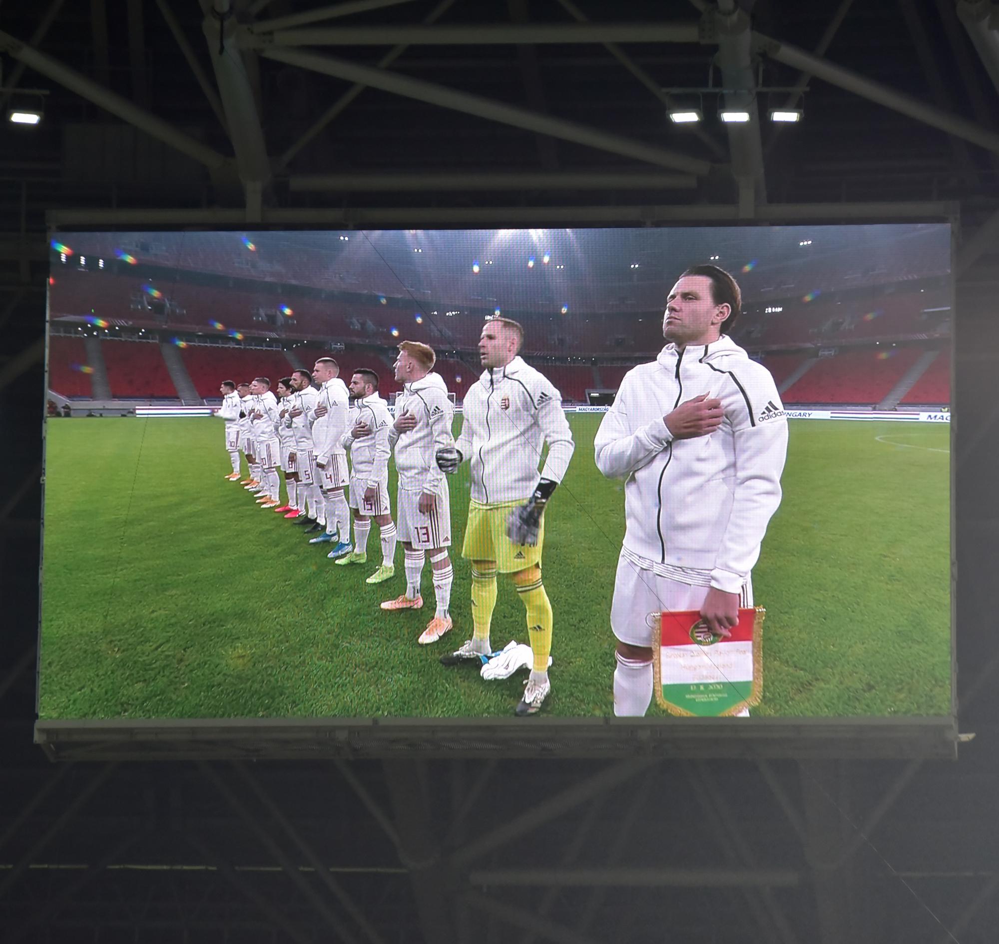 EURO2020: Magyarország - Franciaország