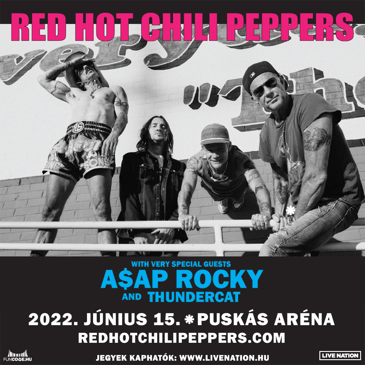 Red Hot Chili Peppers koncert