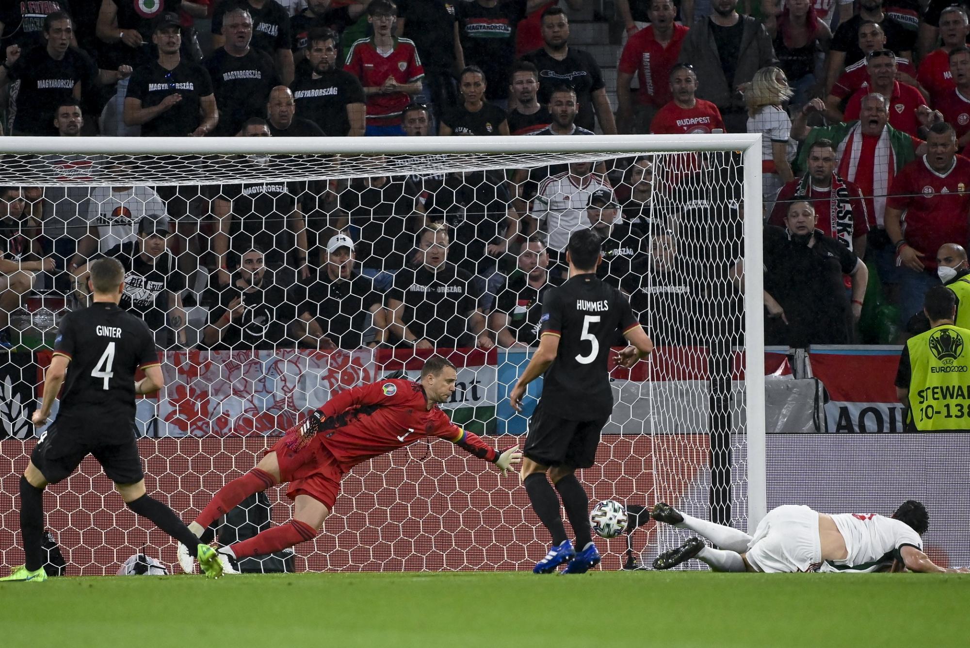 EURO 2020 Németország - Magyarország