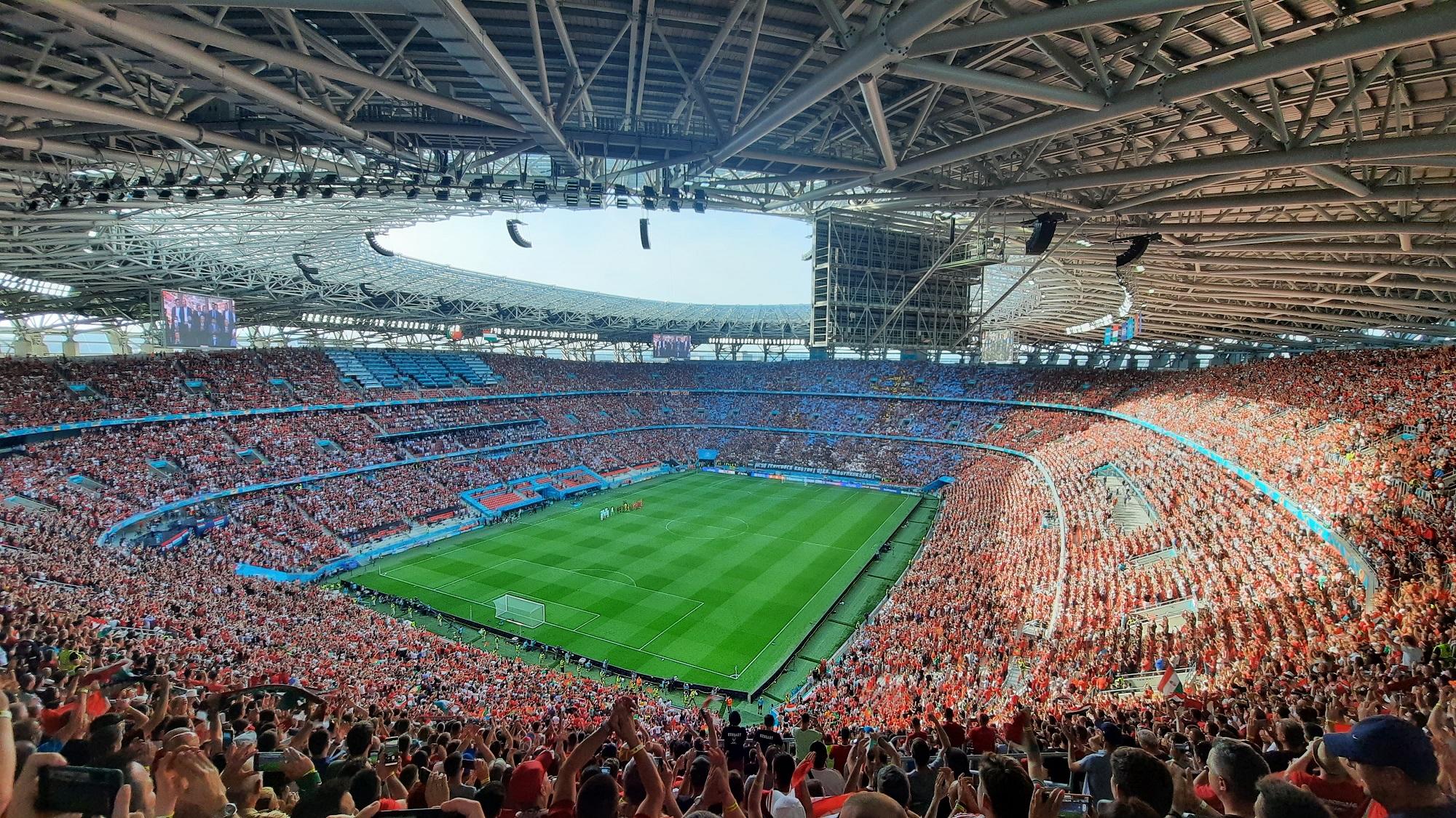 Sikeres volt az EURO 2020 a Puskás Arénában