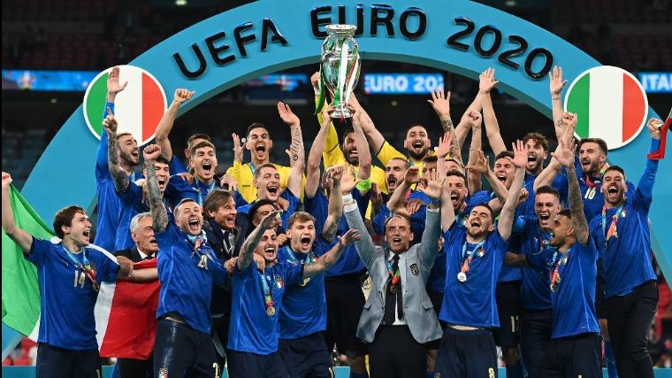 EURO 2020 - Olaszország nyerte az Eb-t